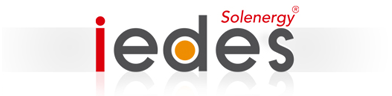 logo iEDES Solenergy